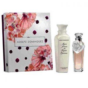 kit perfume adolfo domínguez