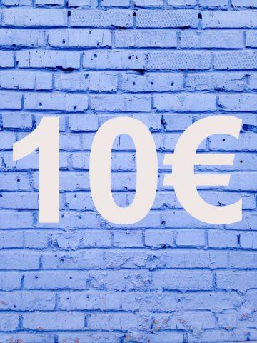 regalos por 10 euros