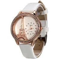 reloj de mujer torre eiffel