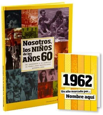 libro niños de la década 60's