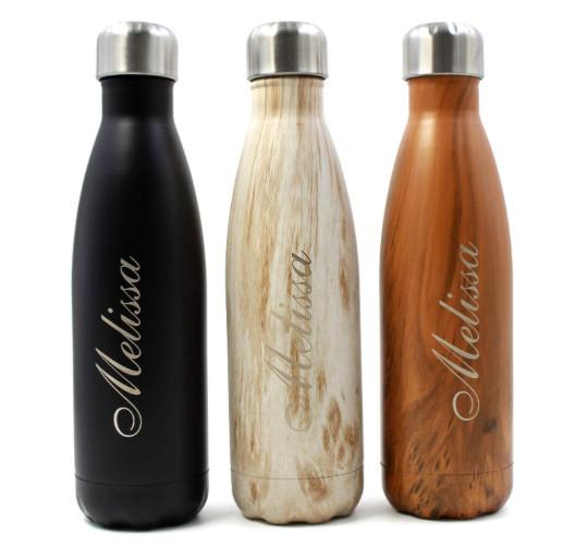 botella termo personalizada con nombre