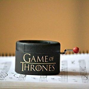 caja de música de juego de tronos