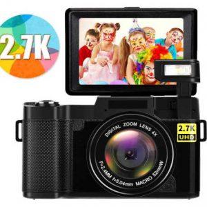 cámara de fotos retráctil