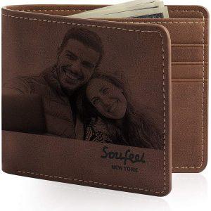 cartera personalizada con foto