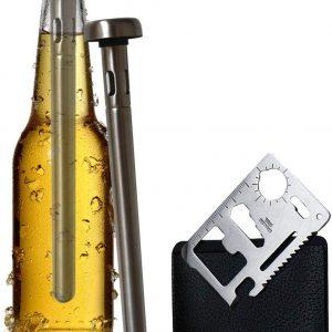 enfriadores de cerveza y abridor multifunción