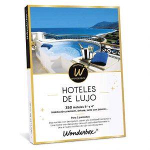 hoteles de lujo para dos