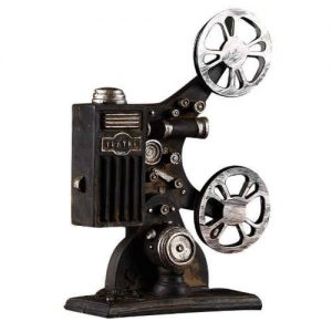 proyector de cine vintage