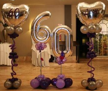 Regalos para mujeres de 60 años