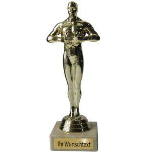 trofeo oscar personalizado