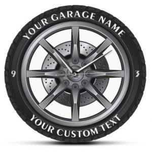 reloj de regalos para amantes de los coches