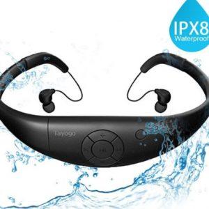 auriculares de natación