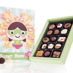 chocolates para el día de la madre
