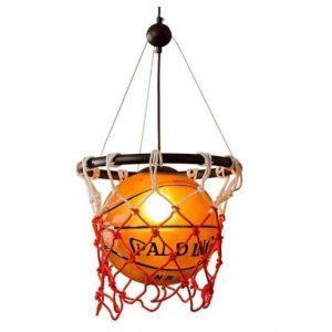 luz colgante basket