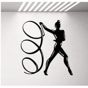 papel de pared para gimnasia artistica