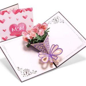 tarjeta para mama