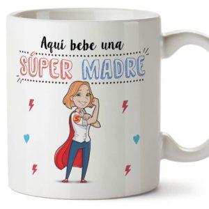 taza para supermadre