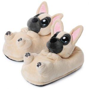 zapatillas para casa de perro